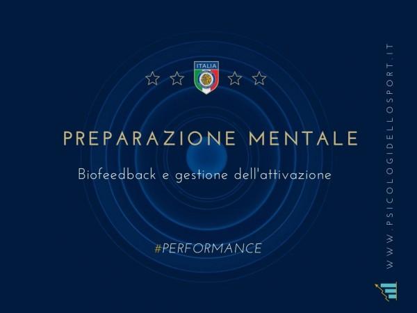 preparazione mentale biofeddback gestione attivazione psicologi dello sport psicologia