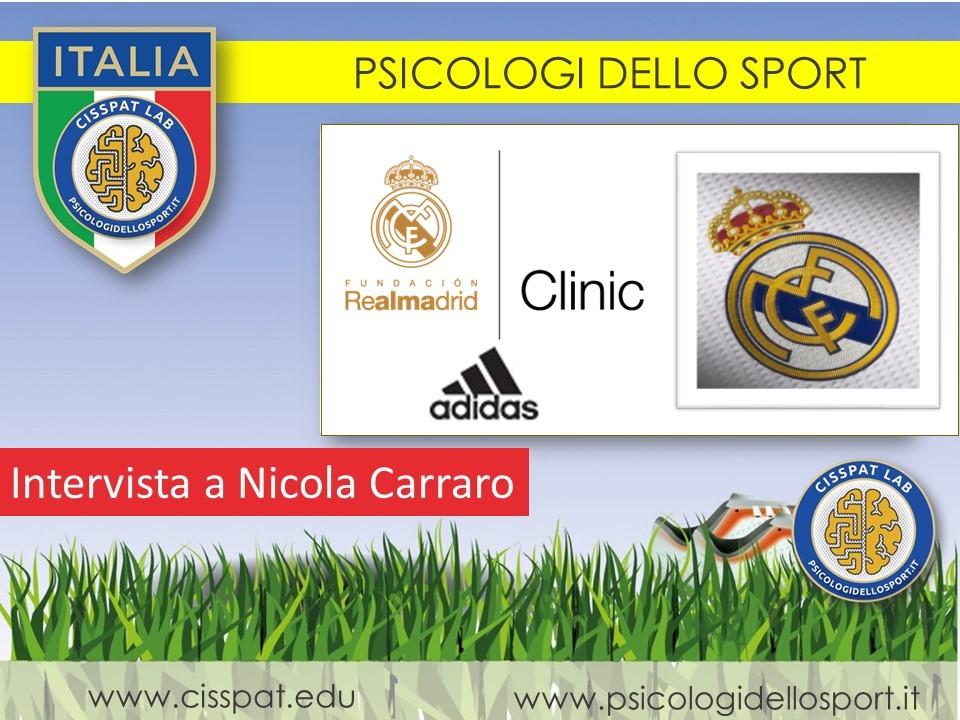 Psicologi dello Sport Real Madrid Bargnani Carraro