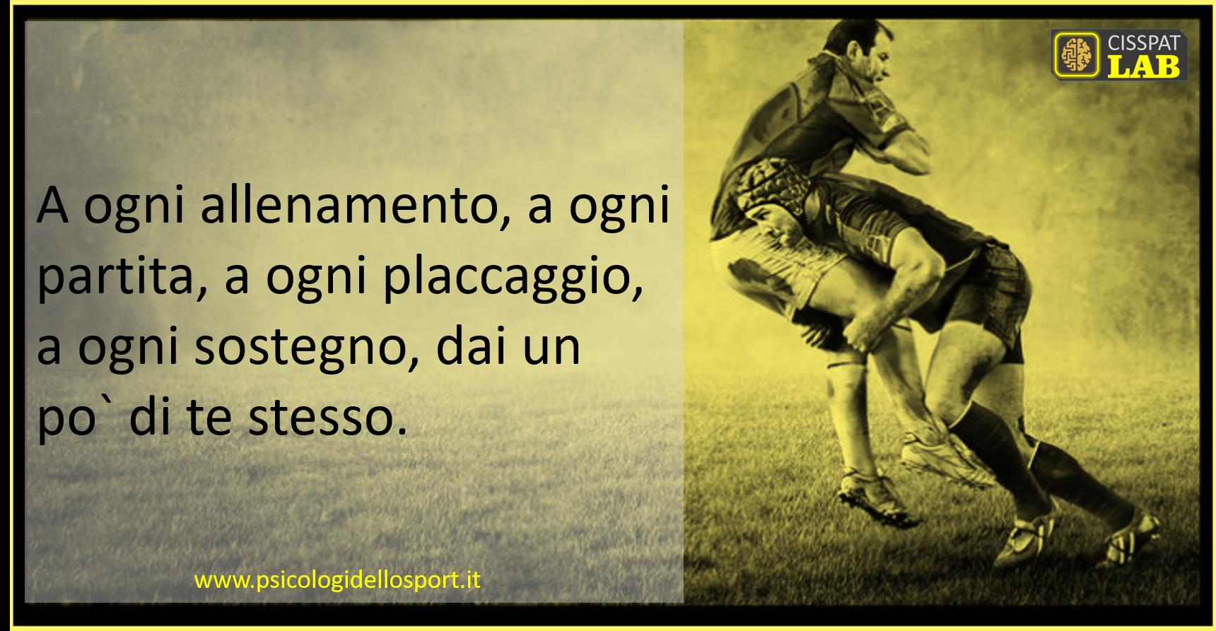 Aforismi Rugby Psicologi Dello Sport