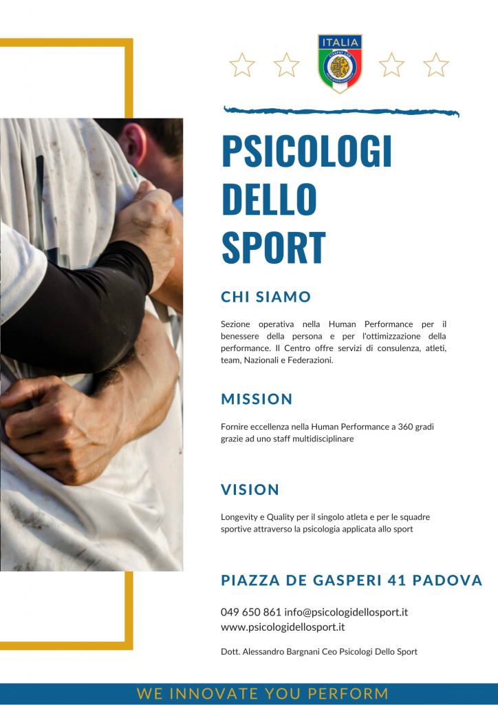 psi sport mission identity psicologi sport human performance vision
