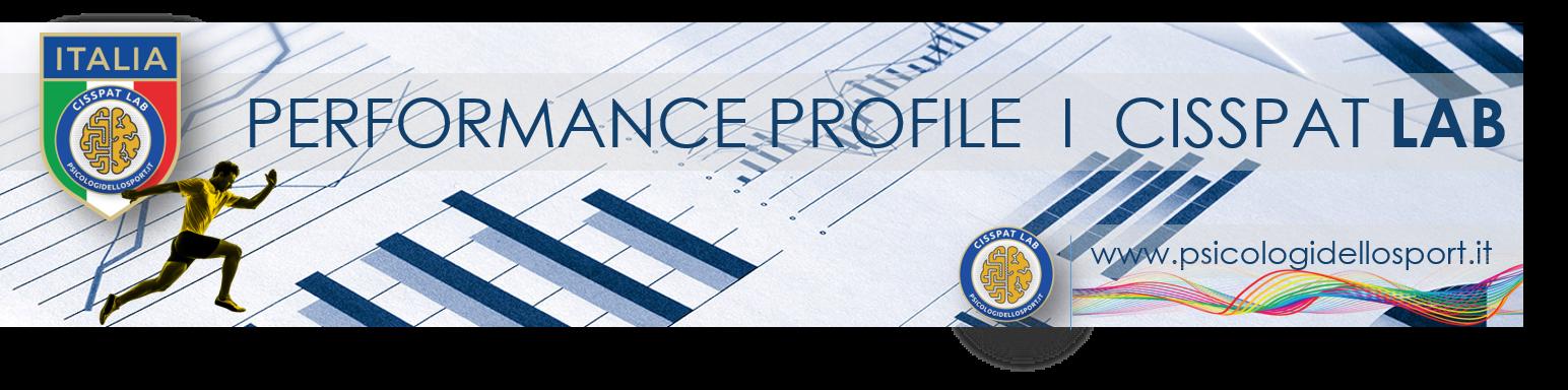 Performance Profile - Peak Performance 2018