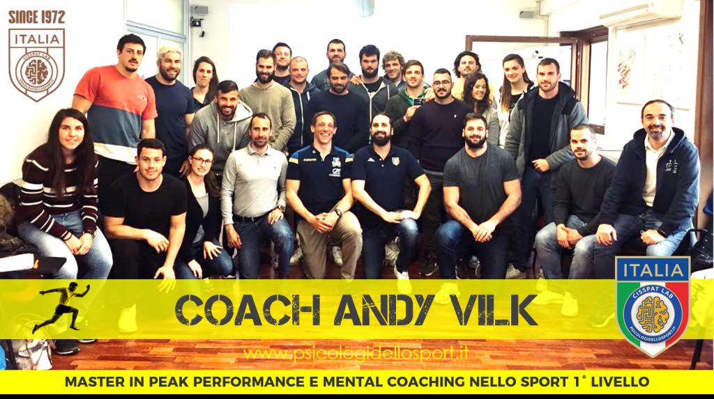 Andy Vilk Psicologidellosport.it psycho sport