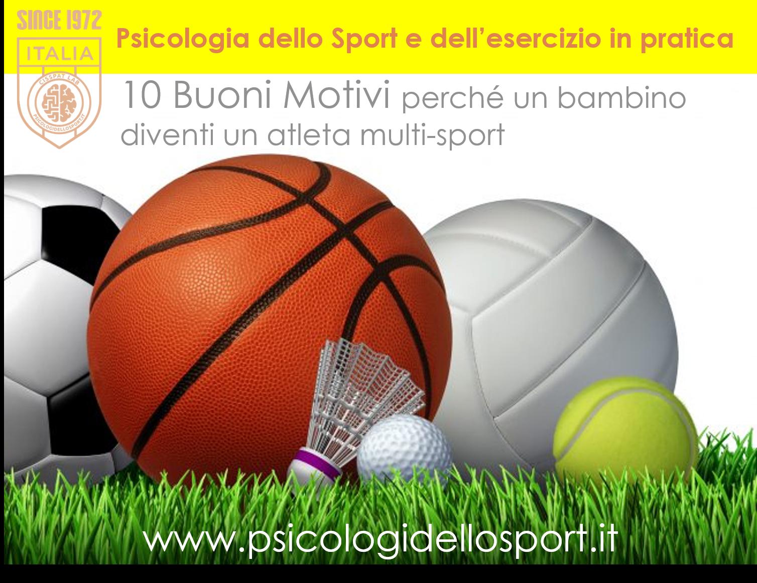 psicologidellosport.it 10 motivi