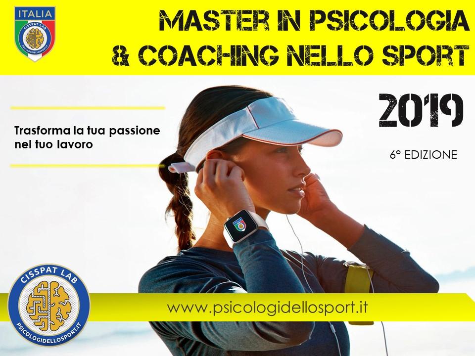 Psicologi Dello Sport psicologidellosport.it Master in Psicologia dello Sport