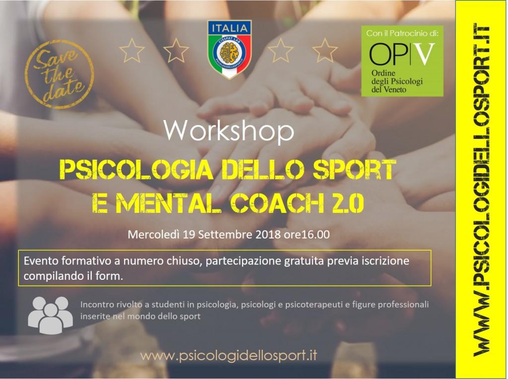workshop-19-settembre-2018 psicologi dello sport