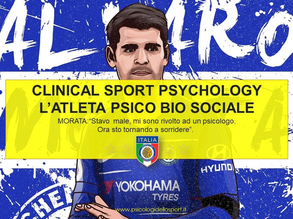 MORATA SPORT PSYCHOLOGU PDS PSICOLOGIA DELLO SPORT