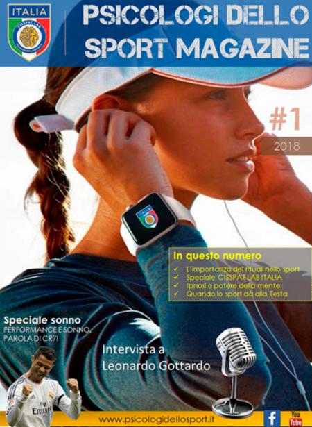 Pds Magazine psicosport psicologidellosport
