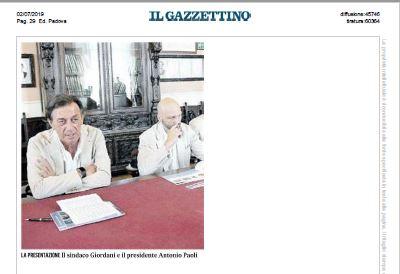 il Gazzettino padova 2022 psicologi dello psport pds bargnani psy sport 22
