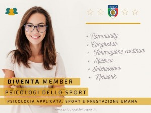 psicologia applicata sport prestazione umana psicologi dello sport e dell esercizioCongresso + agevolazioni + laboratori + ricerca + network become a member