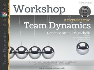 team dynamic psicologi dello sport bruno de michelis bargnani alessandro psicologia applicata prestazione umanaRitrovarsi insieme è un inizio, restare insieme è un progresso, ma riuscire a lavorare insieme è un successo