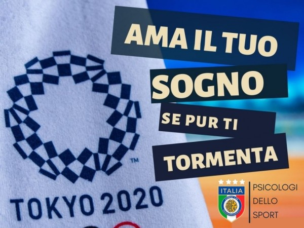 Tokyo 2020, Olimpaidi, Psicologi dello sport