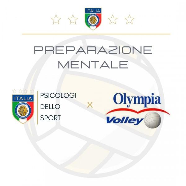 psicologi dello sport, olympia volley, preparazione mentale