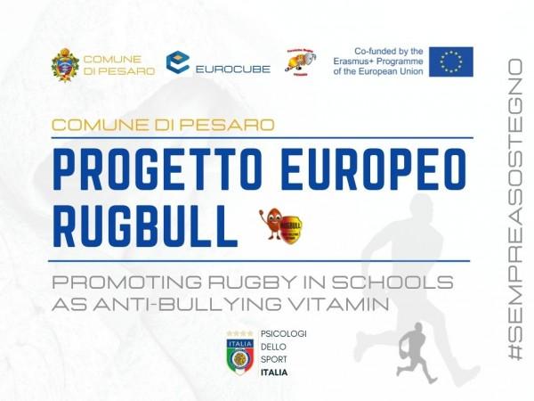 pesaro comune RUGBULL promoting Rugby in schools as anti-bullying vitamin psciologi dello sport bargnani